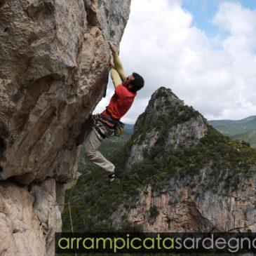 Arrampicata Sardegna, sito sul climbing nel Sud Sardegna