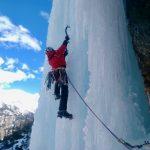 Cascate di Ghiaccio con Guida Alpina