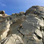 Sardinia Trad Climbing