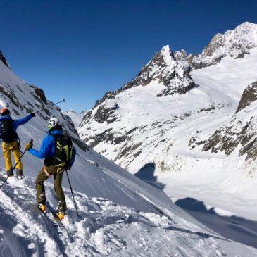Metodo 3X3 o Metodo Munter nello Scialpinismo