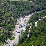 Canyon di Gorroppu da Monte Oddeu