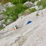 Monte Oddeu Madame Bovary con Guida Alpina