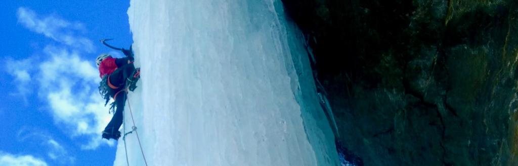 Corso Avanzato cascate ghiaccio