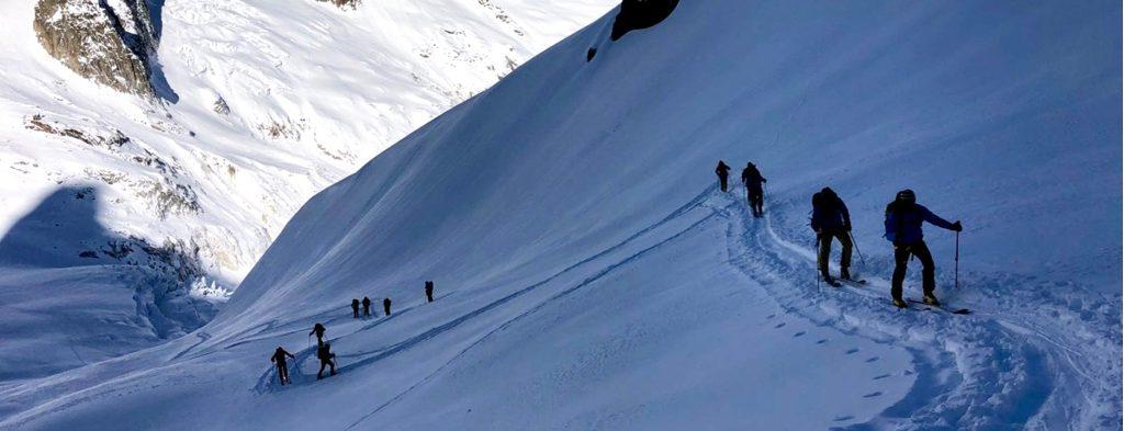 corso base scialpinismo