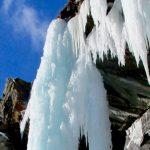 Norvegia cascate ghiaccio