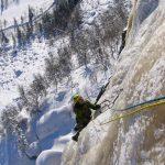 Cascate di Ghiaccio Norvegia