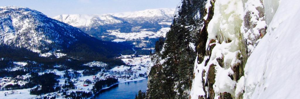 Paesaggio Norvegia