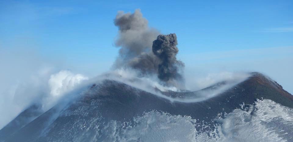 Scialpinismo Etna