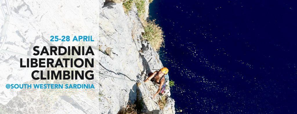 sardinia liberation climbing