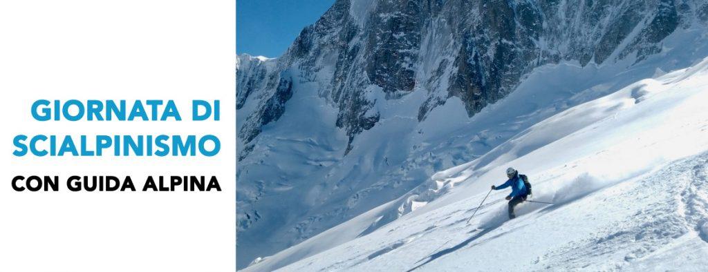 scialpinismo guida alpina