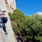 Sardinia November Climbing