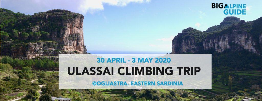 Ulassai Climbing trip